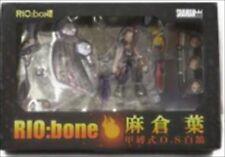 Rio:bone Sentinel Shaman King Yoh Asakura & O.S. Byakkou Riobone Action Figure