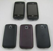 5 Lg Vs660 Vortex Verizon Cell Phone Lot