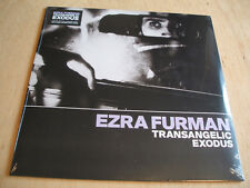 Ezra Furman ‎–  Transangelic Exodus ltd lavender colour vinyl lp sealed new