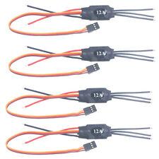 4 pezzi Simonk 12A 2-3s regolatore di velocità Brushless ESC per QAV250 KK260