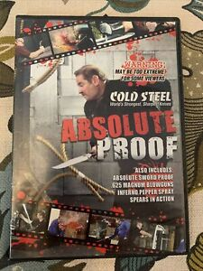 Absolute Proof 0705442008989