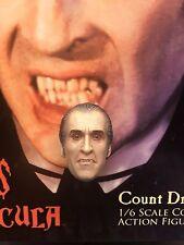 """STAR ACE le cicatrici del Conte Dracula 12"""" standard TESTA SCOLPIRE Loose SCALA 1/6th"""
