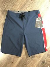 """Hurley Phantom JJF 4 Men's 20"""" Stretch Board Shorts Blue Size 28"""
