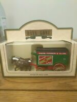 CARTER PATERSON & CO LTD HORSE DRAWN REMOVAL VAN LLEDO DAYS GONE MODEL