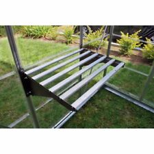 Heavy-Duty Shelf Kit for the Palram Greenhouses, Silver