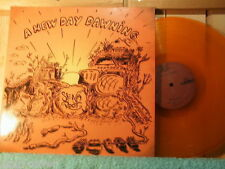 SIENA ROOT New Day Rising UNPLAYED double LP orange NASONI SWEDISH stoner psyc