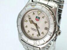 TAG HEUER Watch 2000 972.006R-2 Silver Gray  Quartz St.Steel Date Men's  T1624