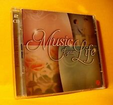 CD The Music Of Your Life Falling In Love (2XCD) Compilation 33TR 2012 Pop MINT