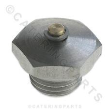 AV02 0.6cm ANTI aspirapolvere aria valvola acciaio inox macchina per il caffè
