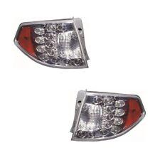 pour Subaru WRX HAYON 2010-2012 LED extérieur arrière FEUX LAMPES PAIRE droit