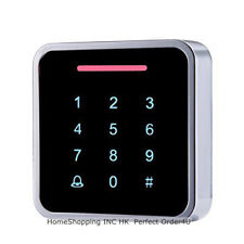 Waterproof Metal Touch Keyboard RFID Card Password Door Access Control Keypad