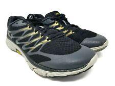 Merrell Men's Bare Access Ultra Athletic Shoes US 10 EUR 44 Black Gold G125