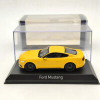 Norev 1:43 Ford Mustang GT 2014/2015 Diecast Limited Edition Yellow