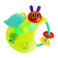 The World Of Eric Carle Very Hungry Caterpillar Plastic Musical Caterpillar Toy