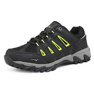 Men's Hiking Boots Waterproof  Lightweight Casual Outdoor Trekking Camping Shoes