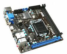 MSI H81I SCHEDA MADRE LGA 1150 MINI-ITX SOCKET RAM DDR3 Intel H81 USB 3.0 HDMI