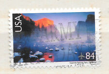 USA airmail stamp for sale - 84c Yosmite National Park California - see scan