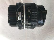 Nikon NIKKOR 50mm f/2 Manual Focus HD Lens SHIPS FREE