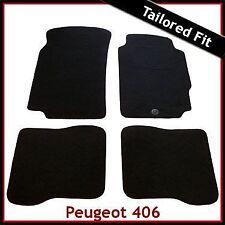 PEUGEOT 406 1995 - 1999 2000 2001 2002 2003 2004 MONTATO SU MISURA MOQUETTE TAPPETINI AUTO