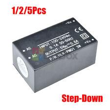 1-5PCS HLK-PM01 Step-Down AC-DC 220V to 5V Power Supply Module Household Switch