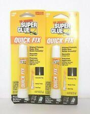 Super Glue Super Glue 15030-12 Quick Fix,(Pack of 2)