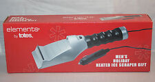 Elements by Totes Heated Ice Scraper – New!!