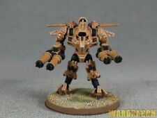 25mm Forgeworld WDS painted TAU XV9 WITH TWIN-LINKED BURST CANNON a25