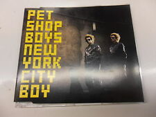 Cd   Pet Shop Boys  ‎– New York City Boy