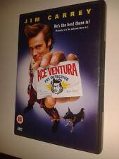 * DVD FILM * ACE VENTURA PET DETECTIVE * DVD MOVIE *