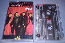 BROTHER BEYOND TRUST cassette tape album T3242