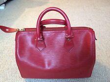 Genuine Louis Vuitton Speedy 25 vintage handbag