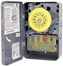 40-Amp 240-Volt Electric Water Heater External Override Timer Switch Regulator