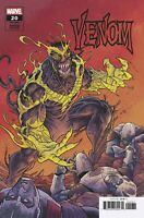 Venom #20 Codex Variant Absolute Carnage Tie In  Marvel comic 1st Print 2019 NM