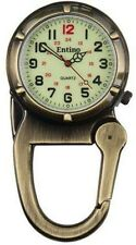 clip on carabiner fob watch paramedic chef F124