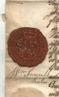 1788 Sir R Chambers Swear King Gr Britain France Ireland give admn to W Hill EIC