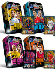 2020/21 Match Attax UEFA Champions League Mega and Mini Tins - Soccer Cards
