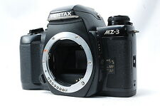Pentax MZ-3 35mm SLR Film Camera Body Only  SN9296970  **Excellent+**