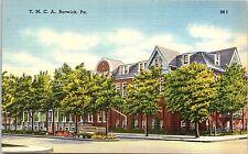Berwick, Pennsylvania, Y.M.C.A. - Postcard (II)