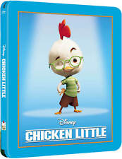 Chicken Little - Limited Edition Disney Steelbook (Blu-ray) BRAND NEW! PRE-ORDER