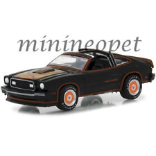 GREENLIGHT 29937 1978 FORD MUSTANG II KING COBRA 1/64 DIECAST MODEL CAR BLACK