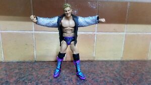 WWE ELITE CHRIS JERICHO FIGURE Y2J JACKET FIGURE MATTEL