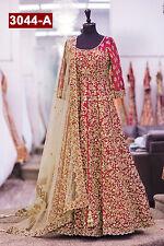 Indian Suit Party Designer Anarkali Salwar Kameez New Dress Bollywood Set 3044