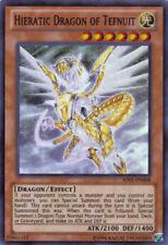 ** HIERATIC DRAGON OF TEFNUIT ** (ENGLISH) SUPER RARE AP01-EN008 YUGIOH MINT/NM