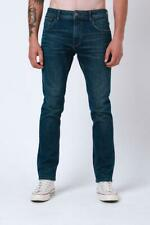 MENS DML (ACE) SLIM STRETCH JEANS IN GREEN CAST