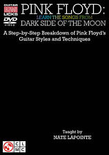 PINK FLOYD - DARK SIDE OF THE MOON GUITAR LESSON DVD