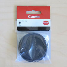 Canon EF Rear Lens Dust Cap E for DSLR Lenses