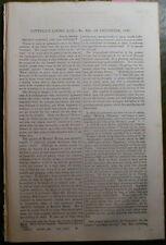 Bermuda 1849 Charlotte Bronte Review Shirley