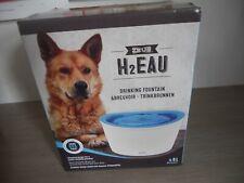 Zeus Dogit Drinking Fountain 6L - H2EAU Dog Puppy Pet - Triple Action Filtration