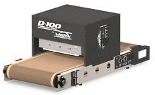 Vastex D 100 Conveyor Dryer 18 Belt For Screen Printing