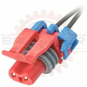 2 Way Metripack 150 Plug Connector Pigtail for EVAP Solenoid, Red